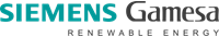 Logo Siemens Gamesa Renewable Energy